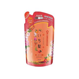 KRACIE Ichikami Conditioner Refill 10% Value Pack Moisturizing Care 340g