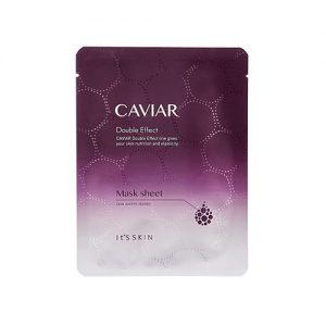 ITS SKIN Caviar Double Effect Mask Sheet 22ml