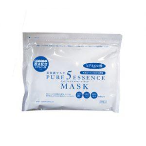 JAPAN GALS Pure 5 Essence Hyaluronic Acid Mask 30pcs