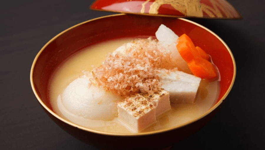 Japanese New Year's Food - Foods Eaten During New Year 3