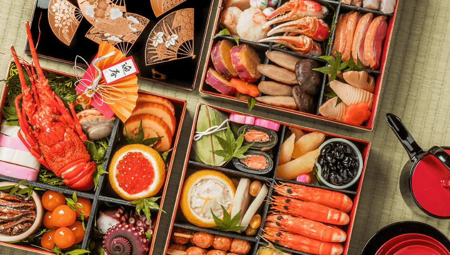 Japanese New Year's Food - Foods Eaten During New Year 4
