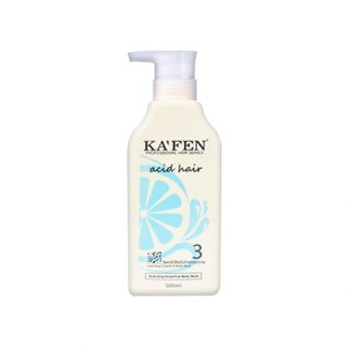 KAFEN Acid Hydrating Grapefruit Body Wash 500ml