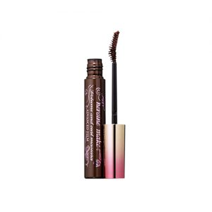 KISS ME Heroine Make Volume & Curl Mascara Advanced Film 6g