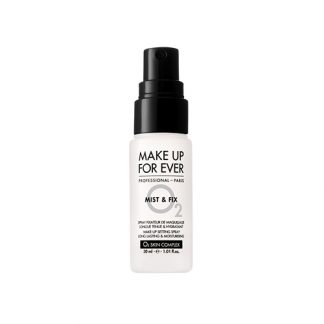 MAKE UP FOR EVER Mist & Fix Makeup Setting Spray Long Lasting & Moisturizing