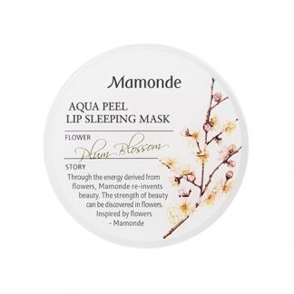 MAMONDE Aqua Peel Lip Sleeping Mask 20g
