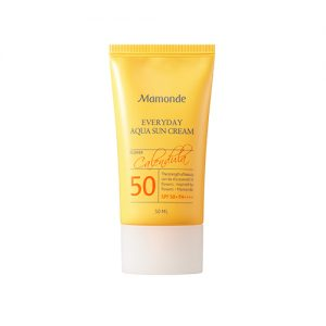 MAMONDE Everyday Aqua Sun Cream SPF50+ PA++++ 50ml