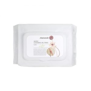 MAMONDE Lotus Micro Cleansing Oil Tissue 50pcs