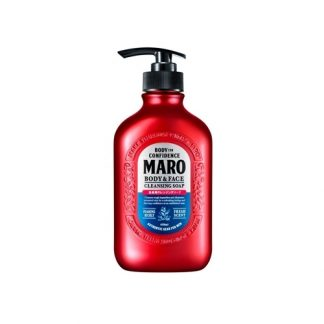 MARO Body & Face Cleansing Soap 450ml