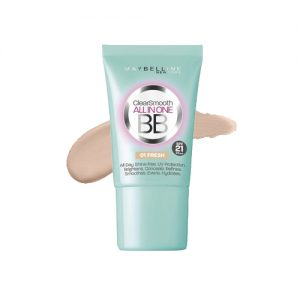 MAYBELLINE Clear Smooth BB Cream SPF 21 PA+++ 18ml
