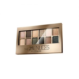 MAYBELLINE The Nudes Eyeshadow Palette 9.6g