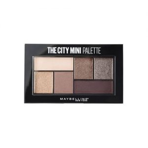 MAYBELLINE The City Mini Eyeshadow Palette 6.1g