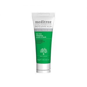 MEDITREE Tea Tree Scrub & Mask 50g