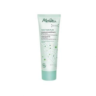 MELVITA Nectar Pur Organic Mask & Scrub 75ml