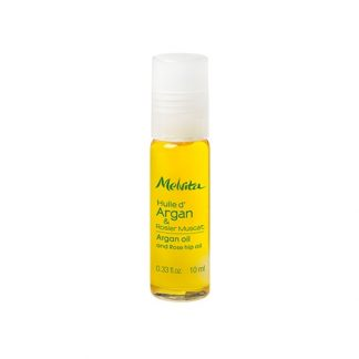MELVITA Organic Argan Oil & Rose Hip Oil Roll-On 10ml