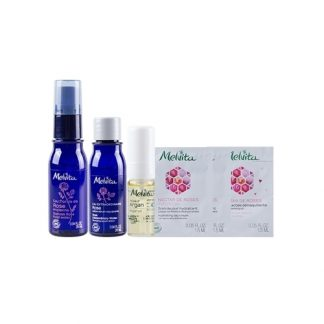MELVITA Starter Kit For Normal To Combination Skin 6 Item Set