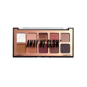 NYX Away We Glow Shadow Palette 10g
