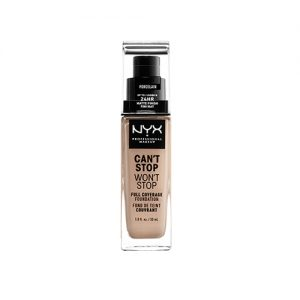 NYX Can't Stop Won't Stop 24H Full Coverage Foundation 30ml