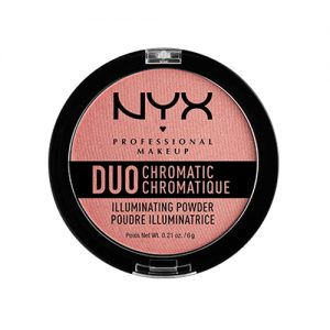 NYX Duo Chromatic Illuminating Powder 6g