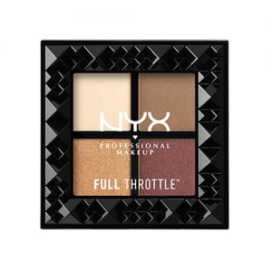 NYX Full Throttle Shadow Palette 6g
