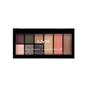 NYX Go-To Palette 4.2g