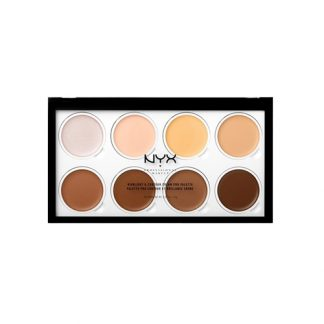 NYX Highlight And Contour Cream Pro Palette