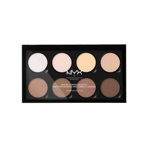 NYX Highlight & Contour Pro Palette 2.7g