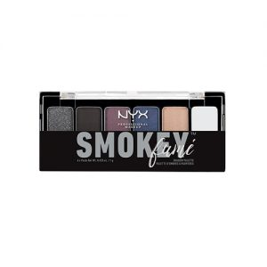 NYX The Smokey Fume Shadow Palette 6g