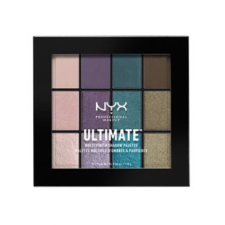 NYX Ultimate Muliti-Finish Shadow Palette