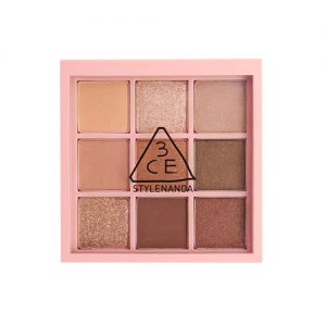 3CE Mood Recipe Multi Eye Color Palette 8.1g