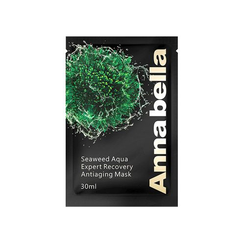 ANNABELLA Seaweed Aqua Expert Recovery Antiaging Mask 10pcs