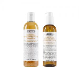 KIEHLS Oily Skin Basic Cleansing 2 Item Set