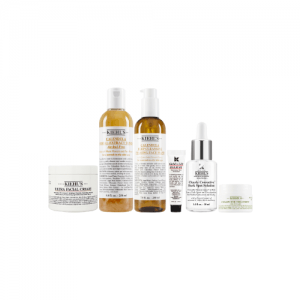 KIEHLS Advanced Moisturizing And Whitening 6 Item Set