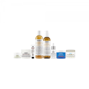 KIEHLS Super Luxury Skincare 8 Item Set