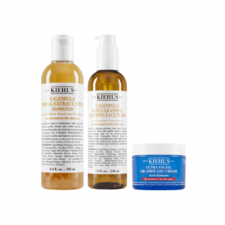 KIEHLS Intermediate Oil Control 3 Item Set