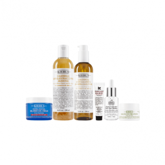 KIEHLS Advanced Oil Control And Whitening 6 Item Set