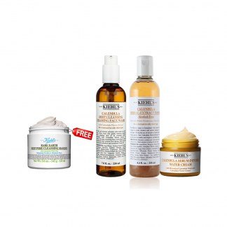 KIEHLS-Calendula-Oil-Control-3-Item-Set
