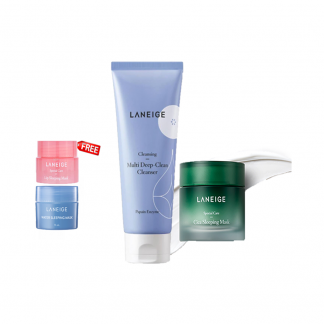LANEIGE-Cica-Sleeping-Mask-LANEIGE-Multi-Cleanser-180ml