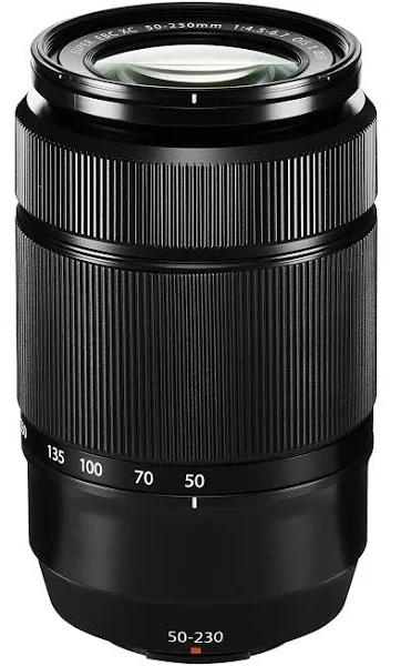 Fujifilm XC50-230mm F4.5-6.7 OIS II Black