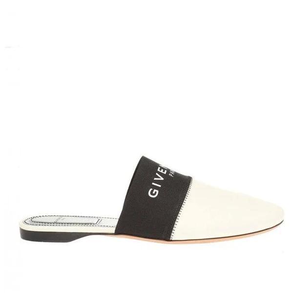 Givenchy - Tofflor - Beige - Dam - Storlek: 39