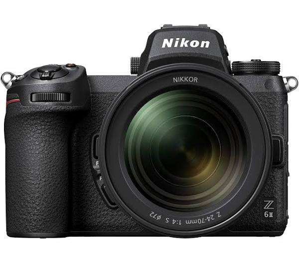 Nikon Z6 Mkii Kit 24-70mm F/4 + Ftz Adapter