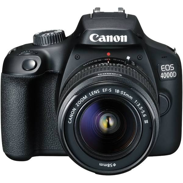 Canon EOS 4000D 18-55mm DC III