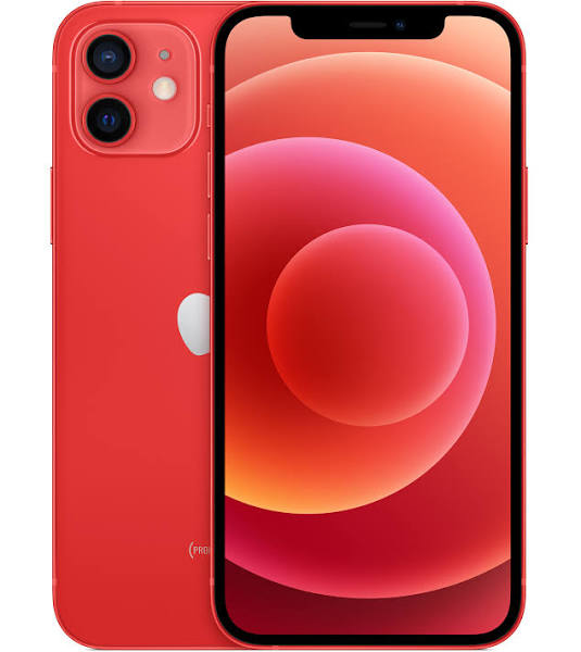 Apple Iphone 12 256 Gb (product)red