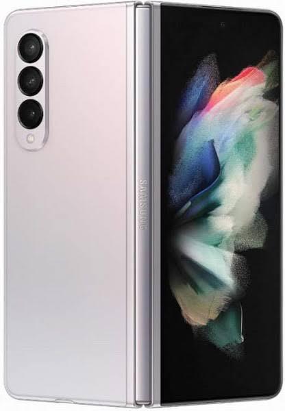 Samsung Galaxy Z Fold 3 5G Dual Sim SM-F926B 256GB Silver (12GB RAM)