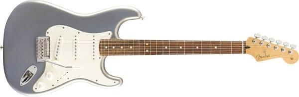 Fender Player Stratocaster Pau Ferro Fingerboard Silver