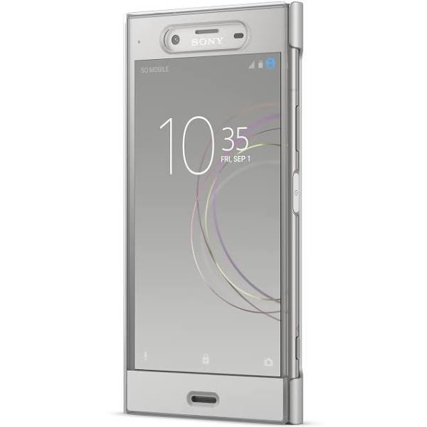 Sony Style Cover Touch SCTG50 Xperia XZ1 - Silver