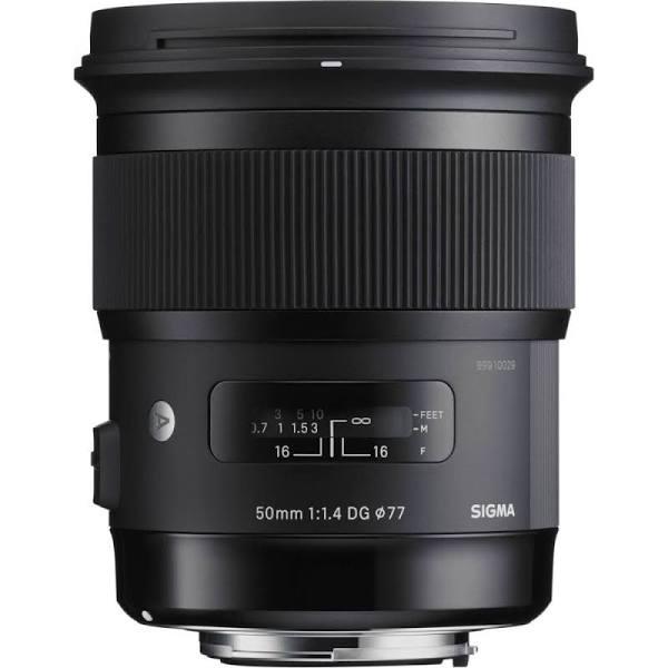 Sigma 50mm F/1.4 Dg Hsm Art (sony E)