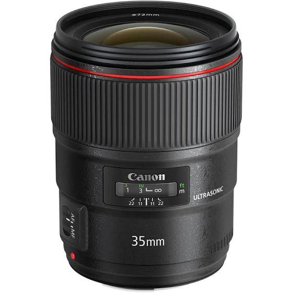 Canon EF 35mm f/1.4L II USM Lenses