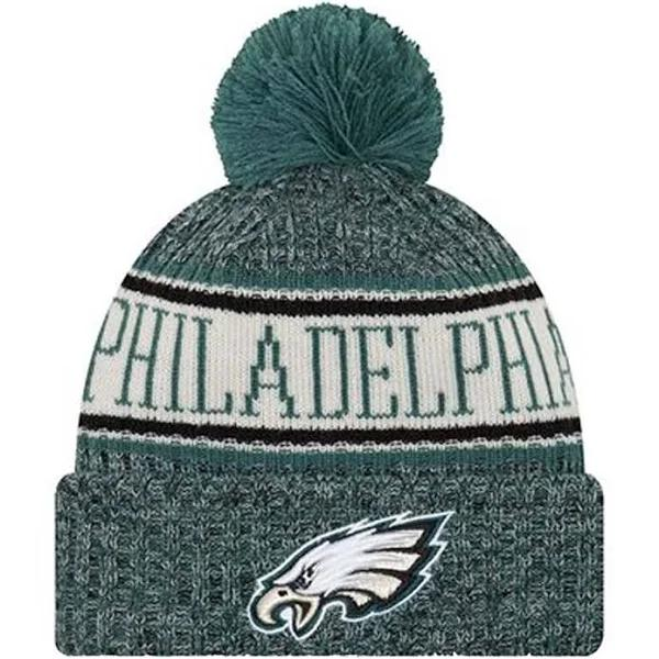New Era Philadelphia Eagles mössa – NFL Sideline – grön