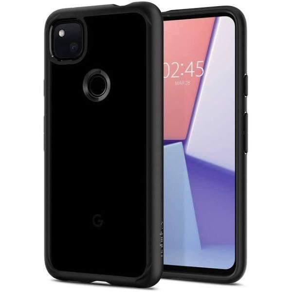 Spigen Ultra Hybrid Google Pixel 4A - Matte Black