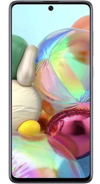 Samsung Galaxy A71 6.7 128GB 4G Sort